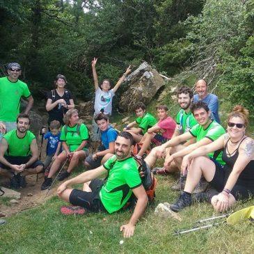 Excursión del Club de Montaña Peña Nabla