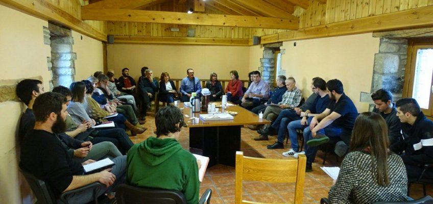 Artieda acoge la tercera reunión de seguimiento de Empenta Artieda