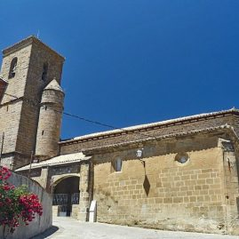 iglesia de artieda