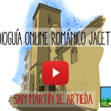 Audioguía online Románico en la Jacetania