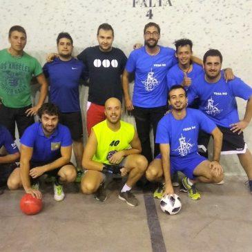 Nace la Liga de Fútbol Viello Aragón