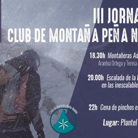 III Jornadas Club de Montaña Peña Nabla