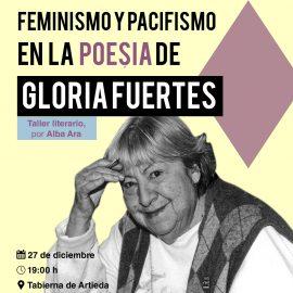 Taller literario sobre la figura de Gloria Fuertes