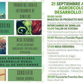 Jornadas de Agroecología y Desarrollo Rural en Artieda