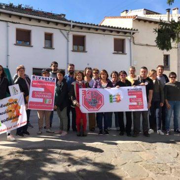 El Colectivo CAS visita Artieda para conocer la experiencia de Empenta
