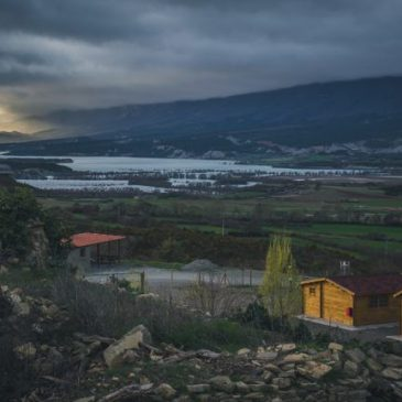 Se inaugura el nuevo camping municipal de Artieda